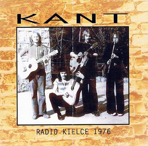 Płyta KANT (awers)